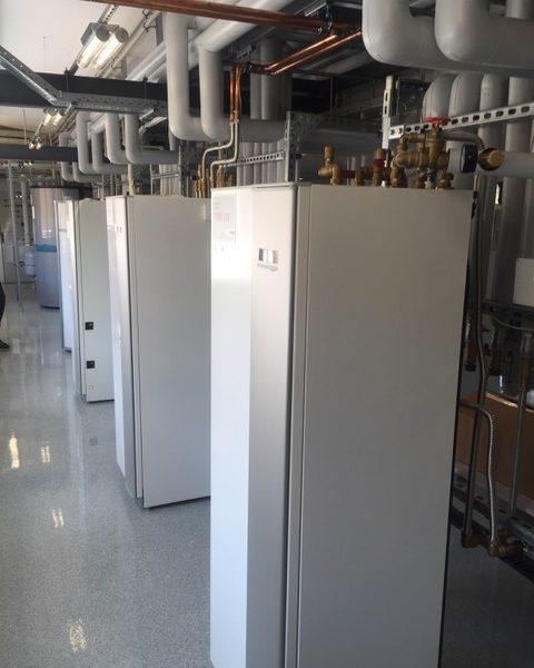 Tepelná čerpadla - průmyslové využití
