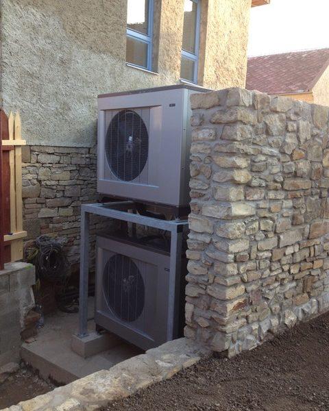Tepelná čerpadla NIBE - dům řemesel